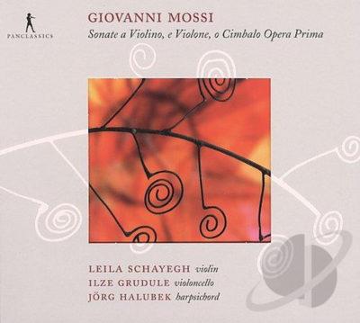 Giovanni Mossi – Sonate