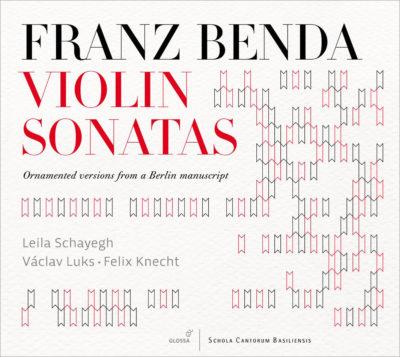 Franz Benda – Sonatas