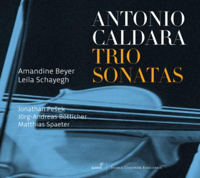 Antonio Caldara – Trio Sonatas