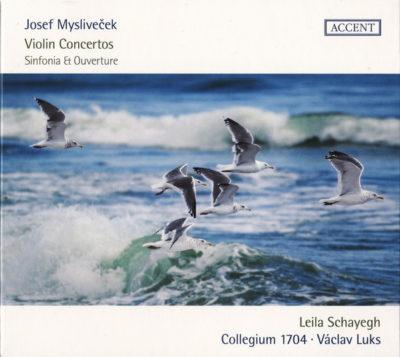 Myslivecek – Violin Concertos