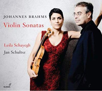 Brahms – Violin Sonatas