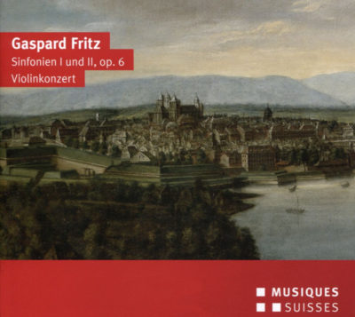 Gaspard Fritz – Sinfonien