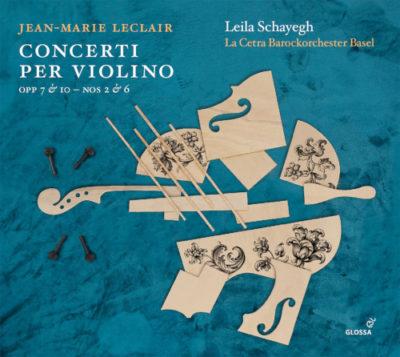 Leclair – Concerti per Violino