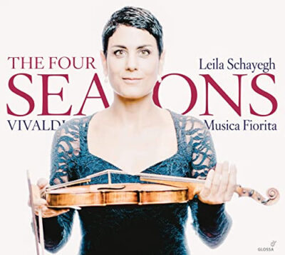 Vivaldi ‎– The Four Seasons
